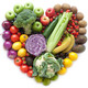 Heartshape fruits and vegetables 488214714 3881x2848