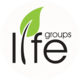 Life group logo circle