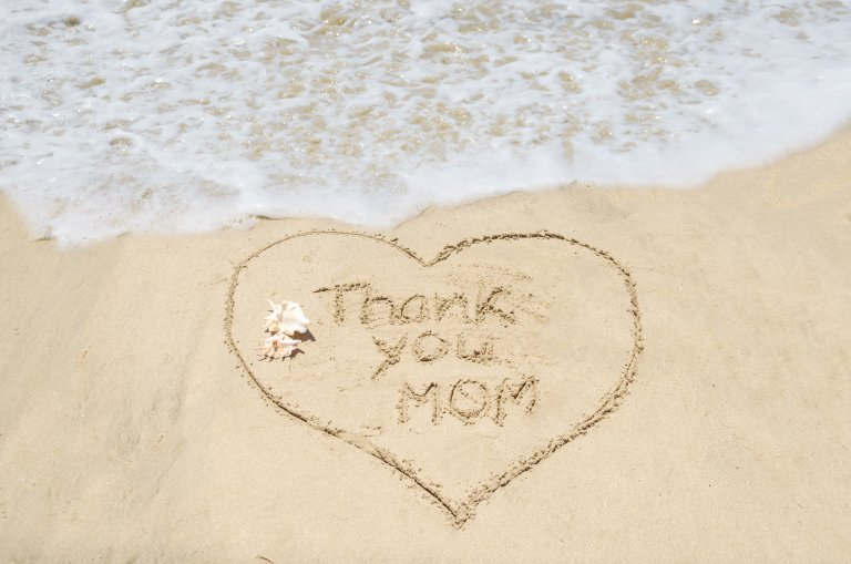 MomClone-Mother's-Day-Gift-Guide-Thank-You-Mom-Sand