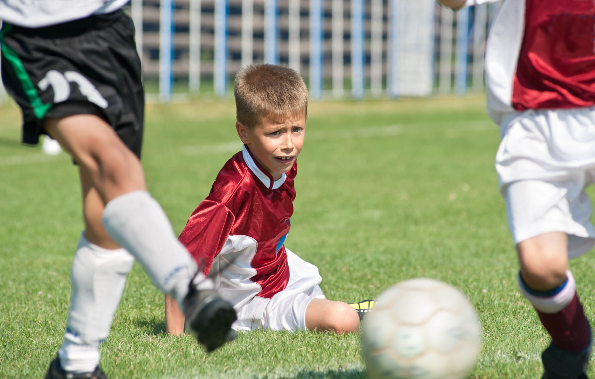 Three Ways Parents Can Help Manage their Athlete's Emotions