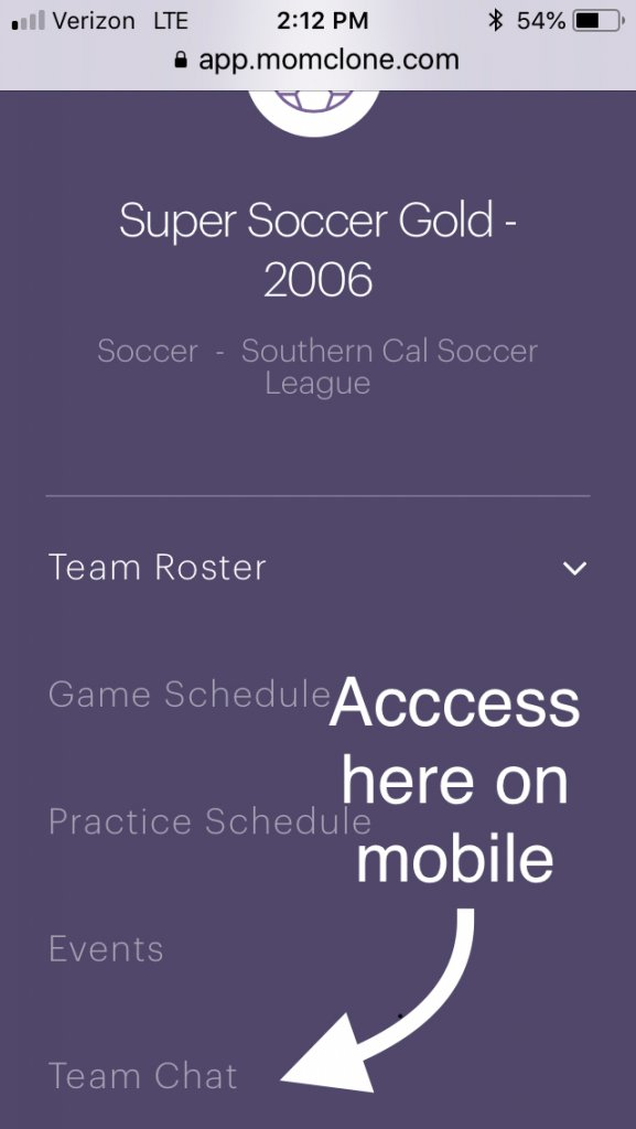 MomClone-Mobile-New-Team-Chat-feature-for-Team-Tool